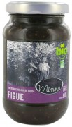 Confiture bio de Minna Figue 330g