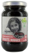 Confiture bio de Minna Fruits Rouges 330g