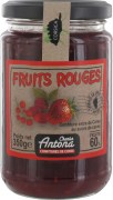 Confiture Extra de Corse Charles Antona Fruits Rouges 350g